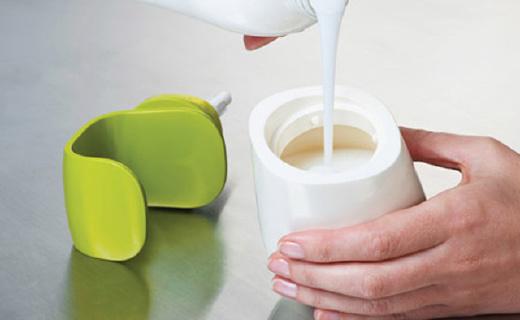 Joseph Joseph洗手液罐:C形压泵单手轻松操作,更干净卫生