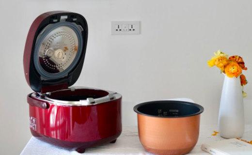 真空保温保鲜,这电饭煲让美食博主都爱不释手 — 东芝真空压力电饭煲体验   视频