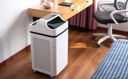 净化空气无死角,清新空气天天享,昂吉EK900空气净化器体验