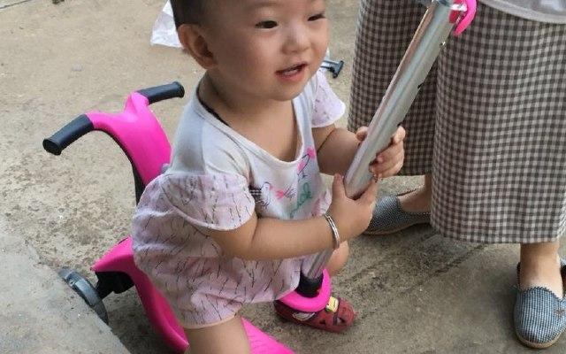 女汉子养成计划从一辆多功能滑板车开始