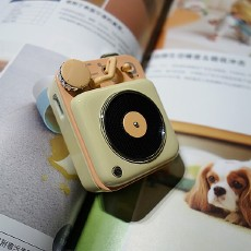 猫王·原子唱机B612评测:去回忆哪只有收音相伴的岁月