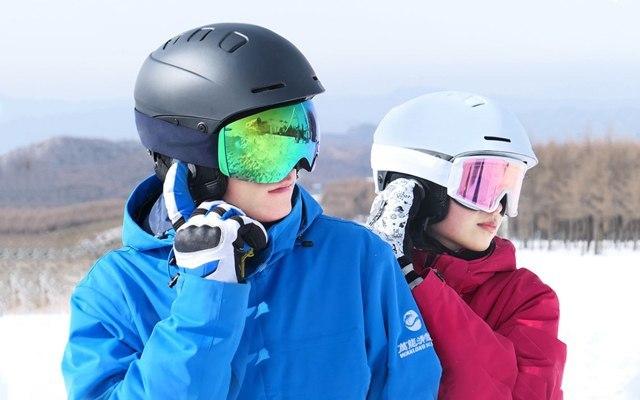 Smart4u蓝牙滑雪头盔