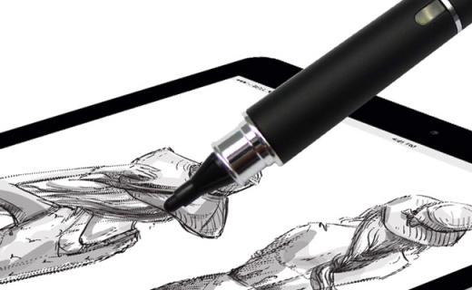 SK 触控电容笔:2.5mm极细触点,双笔头设计工作生活两不误