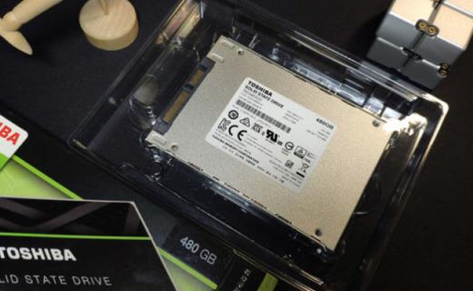 速度超快的SSD好价来了!东芝固态硬盘TR200换装记(附详细拆解视频)