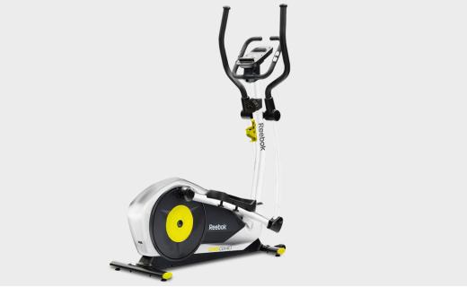 锐步GX60太空漫步机:静音设计半夜不扰民,全身锻炼一款就够