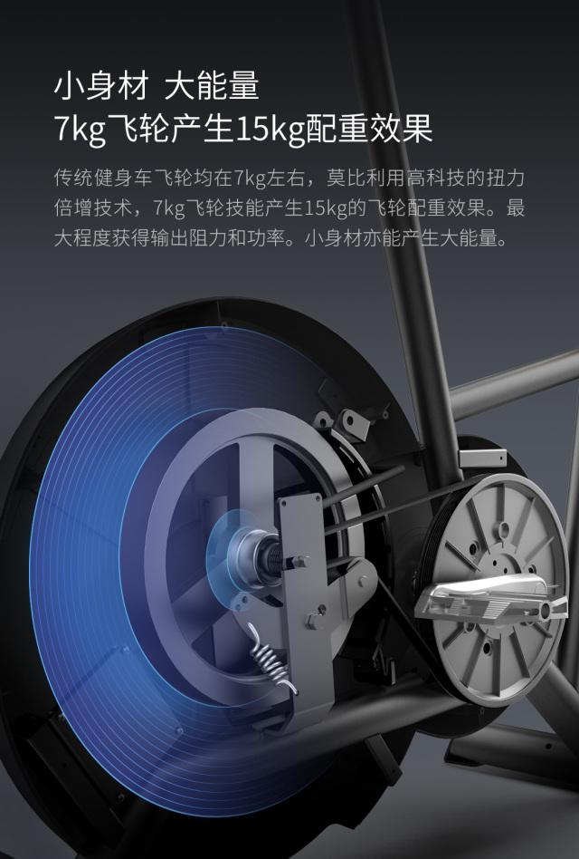 mobifitness智能动感健身车