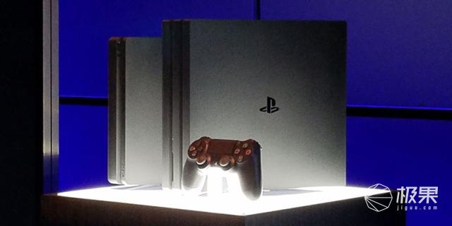 索尼(SONY)PS4Slim500GB游戏机