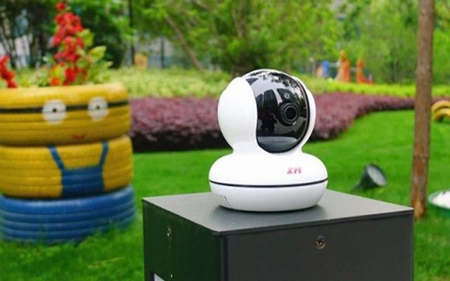 在外也能查看家里情况,网络摄相机靠谱高性价之选 — 雄迈云台摄像机体验