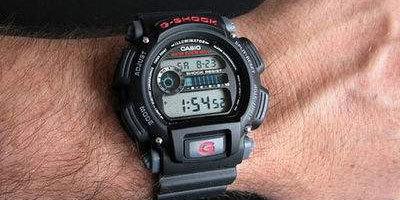 卡西欧G-SHOCK 运动手表:超强防护能力,上山下海全能王