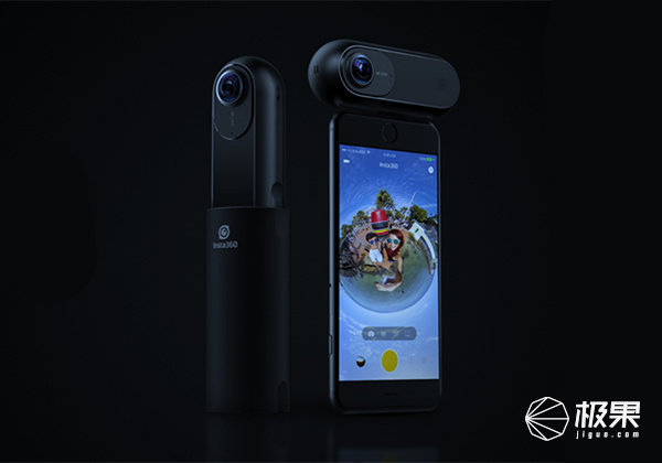 Insta360ONE全景运动相机