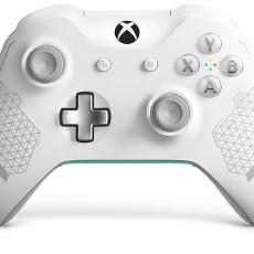 微软(Microsoft) XBOX ONE Spoet White 全新运动白手柄