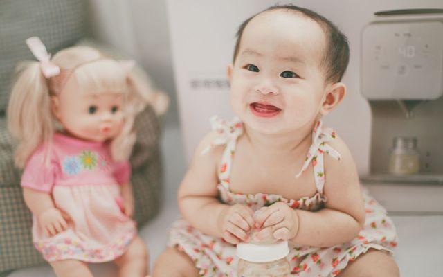 10秒充奶利器,让宝宝不再久等—婴萌智能配奶机MilkingPro体验