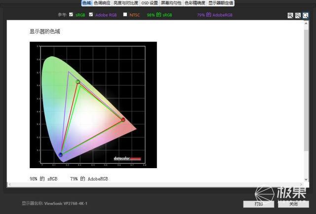 感受色彩之美:优派VP2768-4K专业设计制图显示器上手体