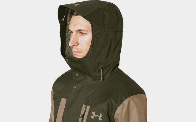 安德玛(UNDERARMOUR)UACGIFractle滑雪服