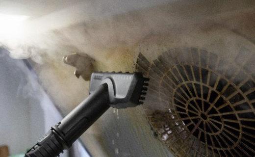 拖把界中的核武器,让油渍水渍各种污渍统统滚蛋 — 卡赫高温蒸汽清洁机SC 2 Deluxe体验