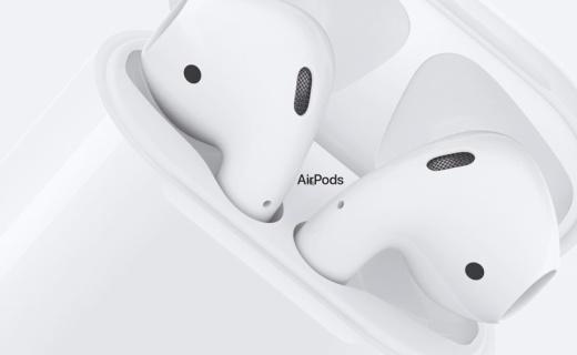 苹果明年下半年推新款AirPods,支持无线充电