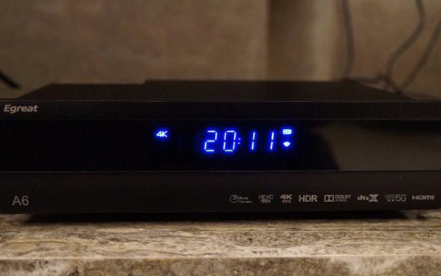 真·蓝光播放,有它你家的电视盒子可以扔掉了 — 亿格瑞 A6硬盘播放机评测