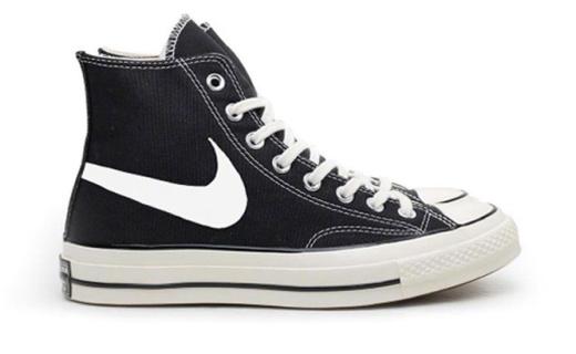 论大胆设计还是Converse x Nike「Swoosh 1970's」
