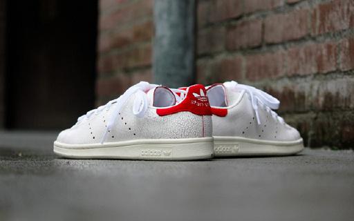 adidas男式休闲鞋:经典小红尾,Smith夏季疯抢新款