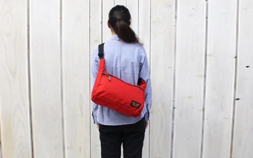 神秘牧场Loadcell单肩包:外观时尚简洁,12L容量满足日常所需