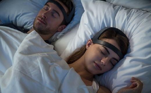 这个能让你快速入眠,微声波传导按摩熟睡一整晚