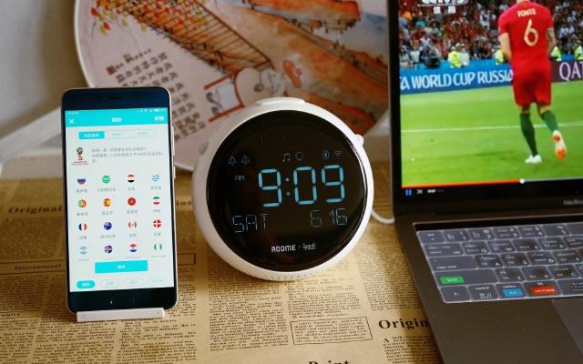 想看世界杯又怕睡过头,试试室友小易智能闹钟