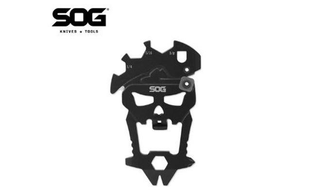SOG索格 骷髅头多功能组合工具