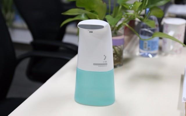 小吉感应式泡沫洗手机,呵护您的手
