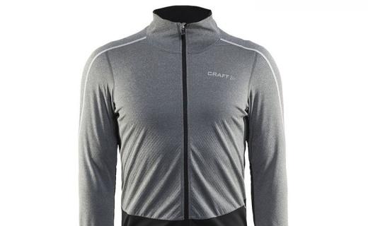 CRAFT长袖骑行服:完美贴合身体曲线,增加骑行快感