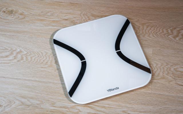 Yolanda体脂秤体验:科学减肥,从它开始