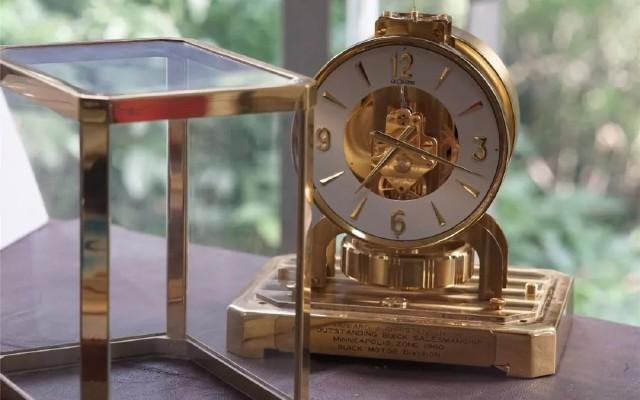 """钟表界的""""永动机"""",外观高贵 动力靠空气"""