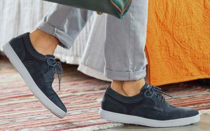乐步休闲鞋:truTECH技术加强缓震,弹性鞋垫柔软舒适