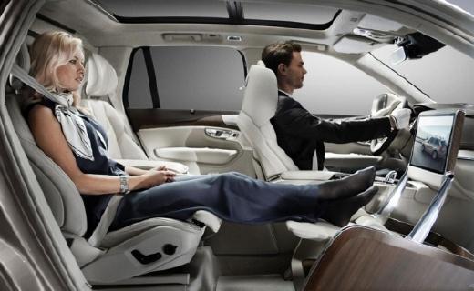 沃尔沃超级头等舱,没有副驾驶却极致奢华!