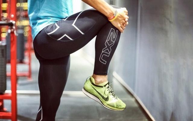 """男人的""""黑丝袜"""",舒适有弹性还能减少运动损伤 — 2XU 男士梯度压缩裤体验"""