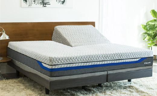 可以动的床垫,还能自己调整柔软度