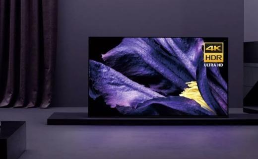 19999元起,索尼旗舰电视A9F/Z9F国内发布
