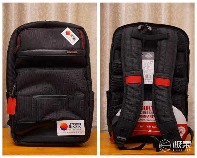 泰格斯(Targus)TBB575商务电脑包