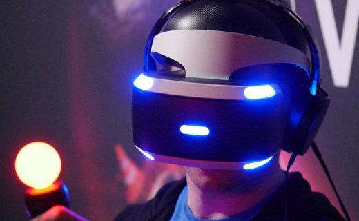 索尼PlayStation VR:大法新信仰直连PS4,360°全方位包围