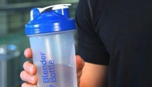 BlenderBottle摇摇杯:搅拌球技术迅速溶解,运动健身必备