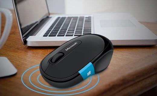 """微软蓝牙鼠标:蓝影追踪技术,开启舒适""""滑控""""时代"""