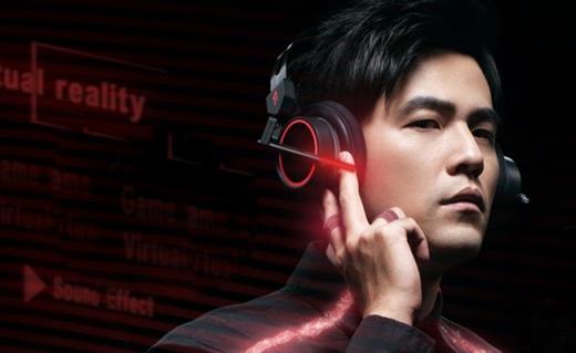 万魔H1005头戴式耳机:双麦降噪炫彩LED,逼真环绕音效