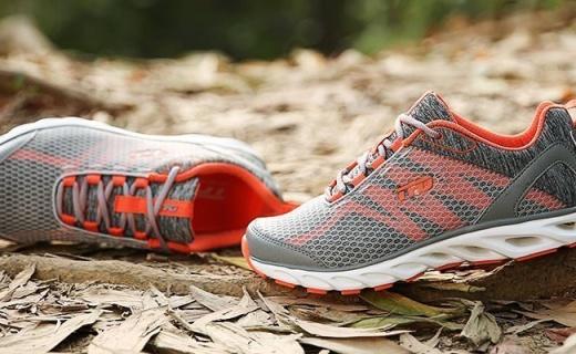 The First Outdoor越野鞋:3D轻盈耐磨大底,循环透气设计