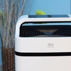 昂吉EK900空气净化器测评:大块头有大能耐 | 视频