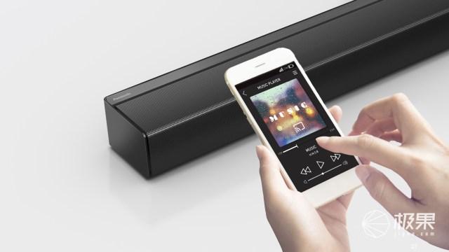 松下新款高端SoundBar亮相:支持杜比全景声,六月开售