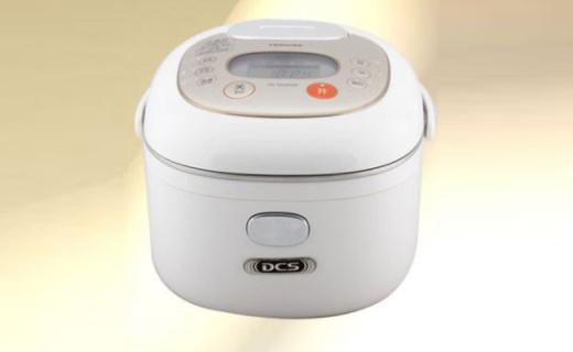 东芝电饭煲:DCS温控优质内胆,锁住营养不流失