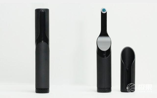 THEGOODWELLCOMPANYBe.TheFirstBattery-Free,PoweredToothbrush