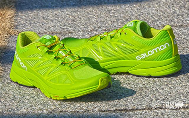 萨洛蒙(Salomon)SONICAERO跑鞋