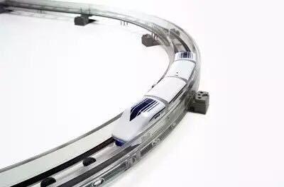 快似真实的磁悬浮列车玩具,这么魔性你怕不怕?