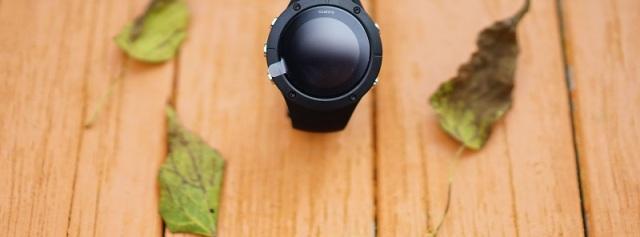 户外运动手表的时尚选择——颂拓斯巴达酷跑光电心率腕表