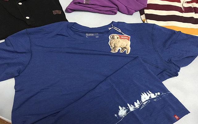 """顺滑透气的羊毛T恤,不一样的""""羊毛衫"""""""